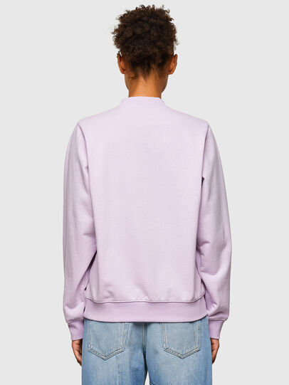 Diesel - F-ANG-K15, Lilas - Pull Cotton - Image 2