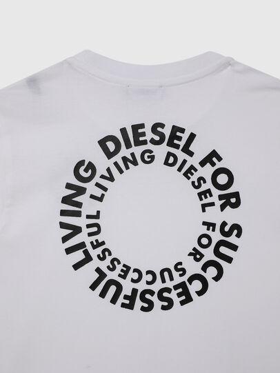 Diesel - TDIEGOSX46, Blanc - T-shirts et Hauts - Image 4