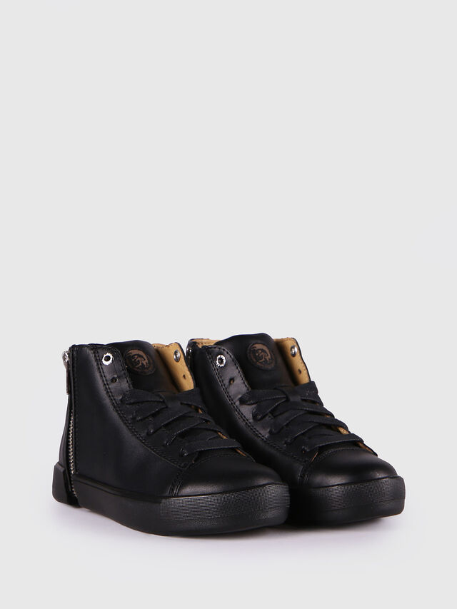 Diesel - SN MID 24 NETISH CH, Noir - Footwear - Image 2