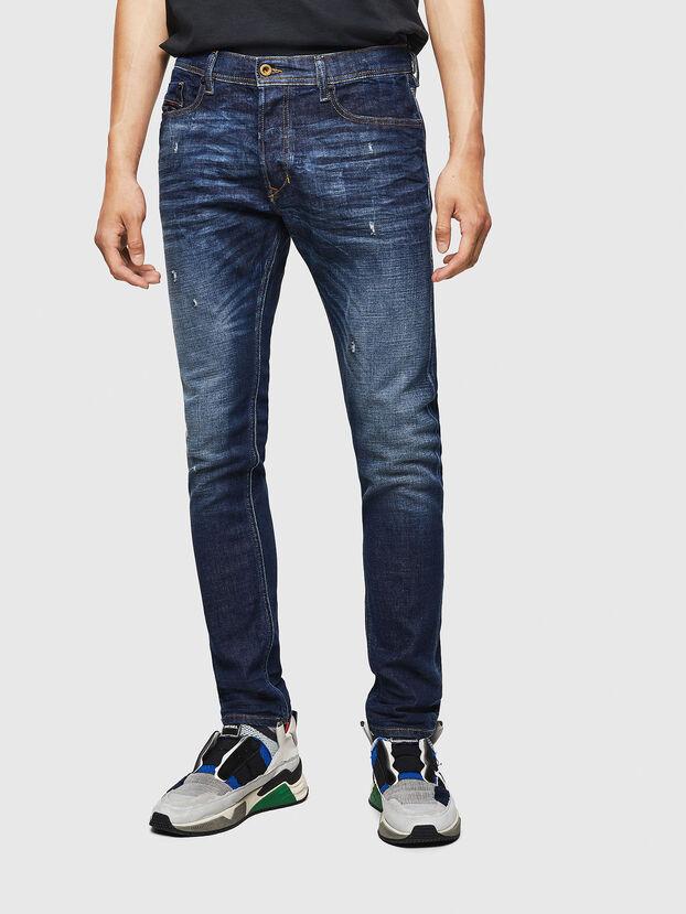 Tepphar 087AT, Bleu Foncé - Jeans