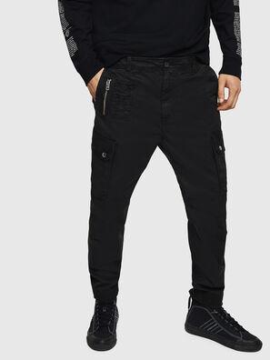 P-PHANTOSKY, Noir - Pantalons
