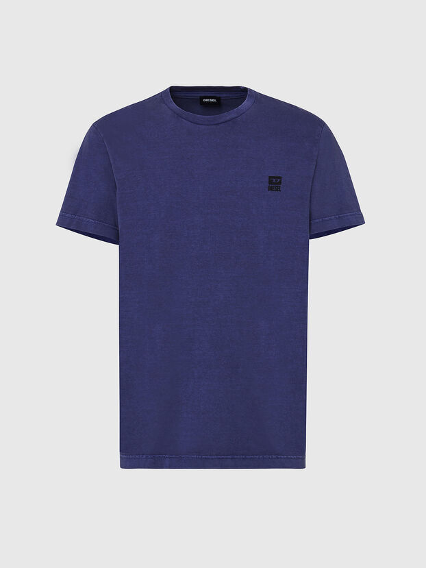 T-DIEGOS-K31, Bleu - T-Shirts