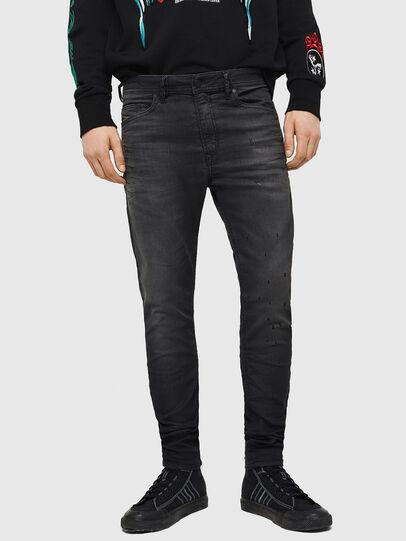 Diesel - Spender JoggJeans 069GN, Noir/Gris foncé - Jeans - Image 1