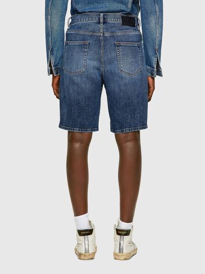 Diesel - D-STRUKT-SHORT, Bleu moyen - Shorts - Image 2