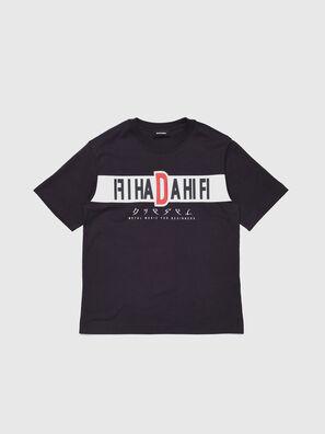 TJUSTYZ OVER, Noir - T-shirts et Hauts