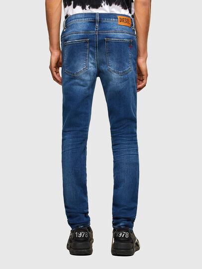 Diesel - D-Istort 009PU, Bleu moyen - Jeans - Image 2