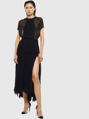 D-TANGI, Noir - Robes