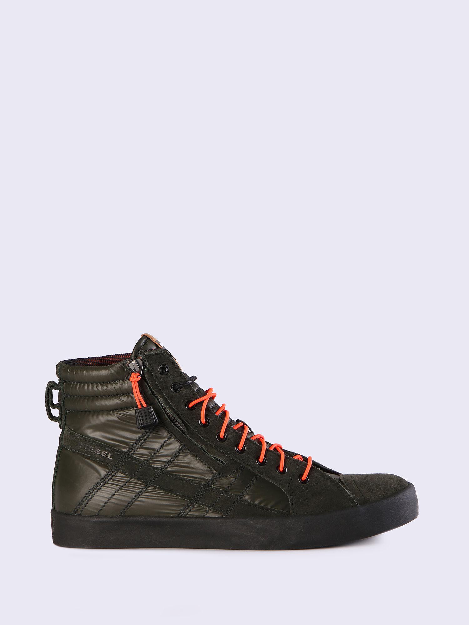 Chaussures De Sport Haut Noir Habillés Diesel Diesel lcbMTfli