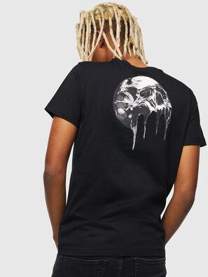 T-DIEGO-J10, Noir - T-Shirts