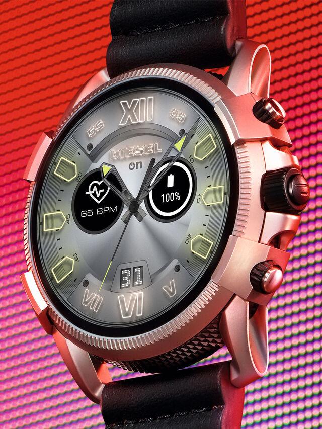 Diesel - DT2008, Noir - Smartwatches - Image 2