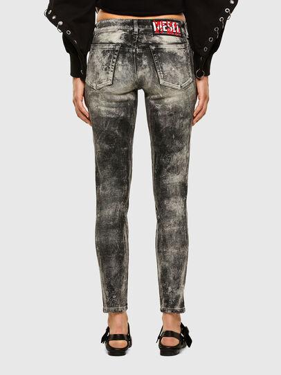 Diesel - D-Jevel 009FG, Gris Clair - Jeans - Image 2
