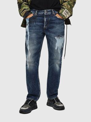 D-Kodeck 0091P, Bleu moyen - Jeans