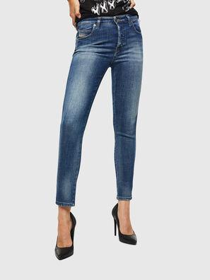 Babhila 0098Z, Bleu moyen - Jeans