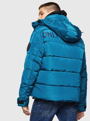 W-SMITH-YA-WH, Bleu Marine - Vestes d'hiver