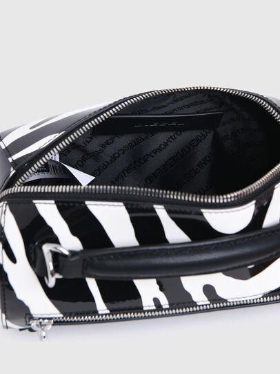Diesel - CAYAC LT, Blanc/Noir - Sacs en bandoulière - Image 4
