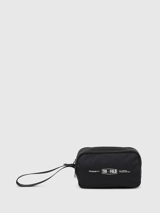 POUCHY LOOP, Noir - Bijoux et Gadgets