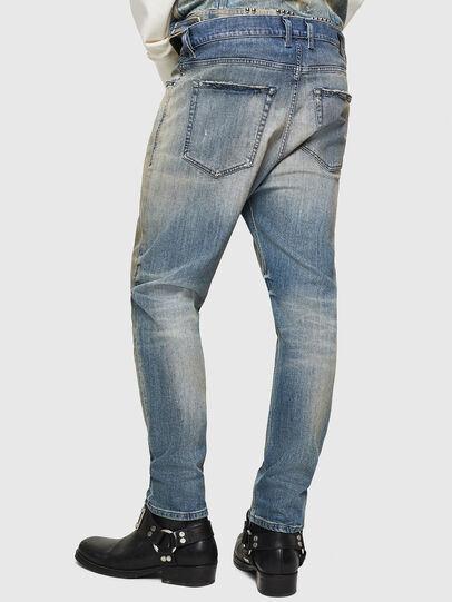 Diesel - D-Vider 084AQ, Bleu Clair - Jeans - Image 2