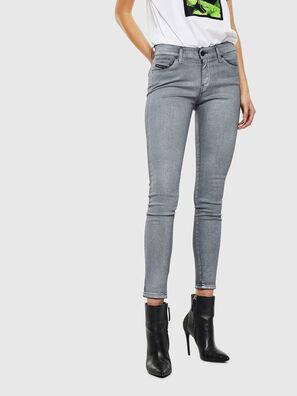 Slandy 069JV, Gris Clair - Jeans
