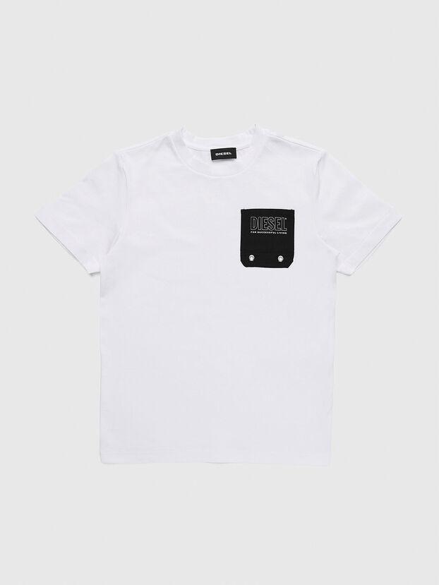 TBMOW, Blanc/Noir - T-shirts et Hauts