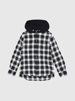 CANOBJ, Noir/Blanc - Chemises