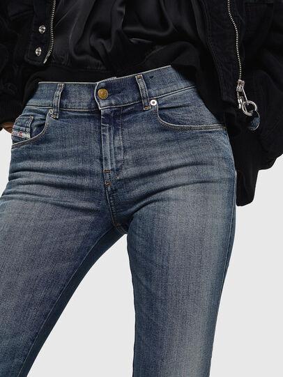Diesel - Sandy 069GA, Bleu moyen - Jeans - Image 4