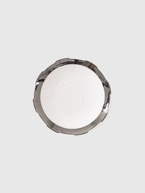 10987SIL MACHINE, Blanc - Assiettes