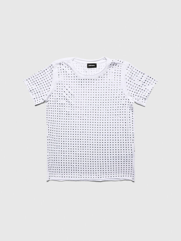 TJRATY, Blanc - T-shirts et Hauts