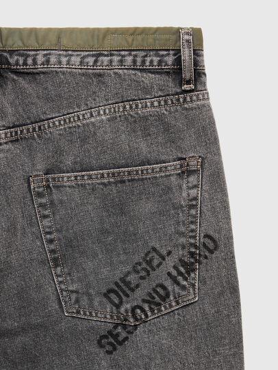 Diesel - DxD-P2 0CBBH, Noir/Gris foncé - Jeans - Image 3