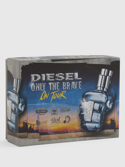 Diesel - ONLY THE BRAVE 75 ML GIFT SET, Azur - Only The Brave - Image 3