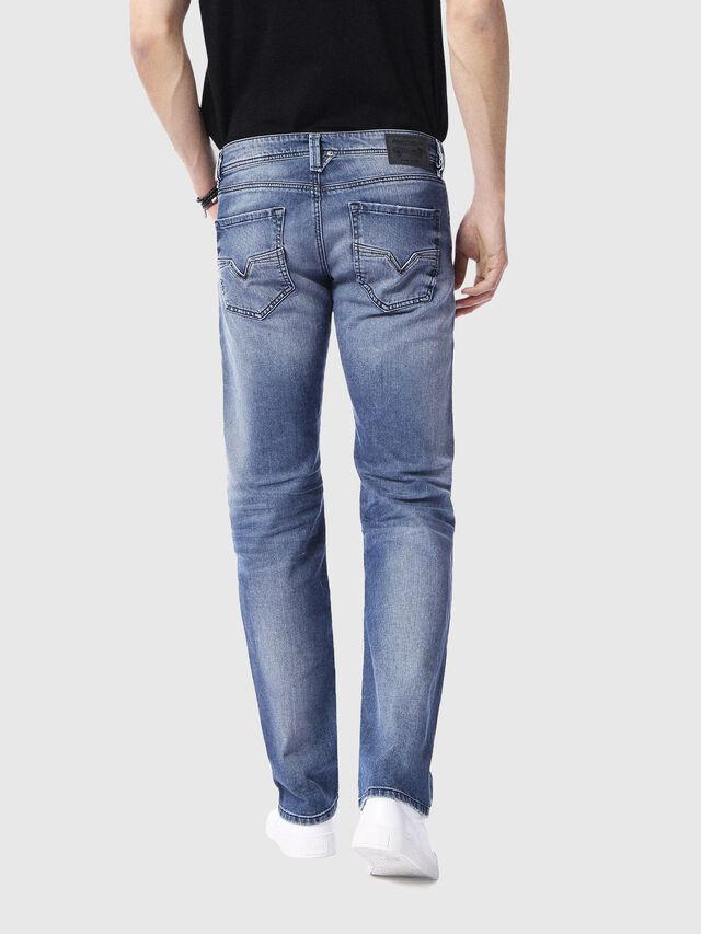 Diesel - Larkee 0853P, Bleu Clair - Jeans - Image 2