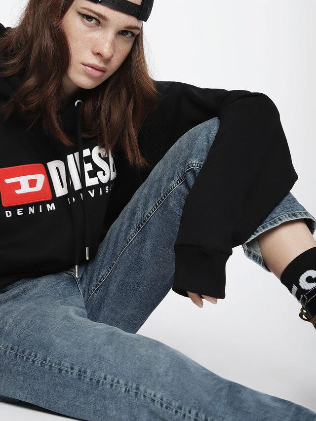 Diesel - Aryel 084UX, Bleu Clair - Jeans - Image 4