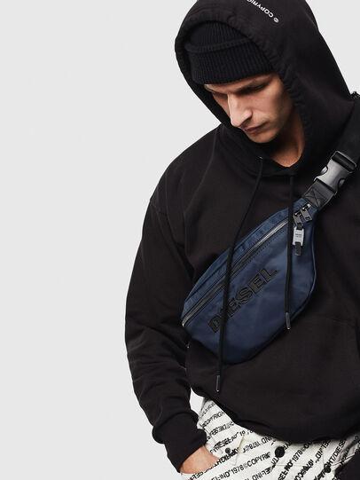 Diesel - FELTRE, Bleu - Sacs ceinture - Image 7