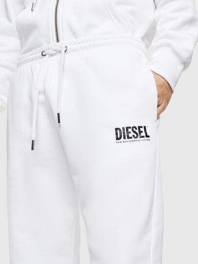 Diesel - P-TARY-LOGO, Blanc - Pantalons - Image 3