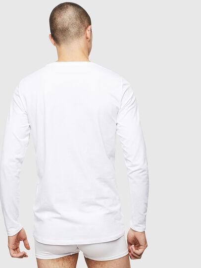 Diesel - UMTEE-JODY, Blanc - T-Shirts - Image 2