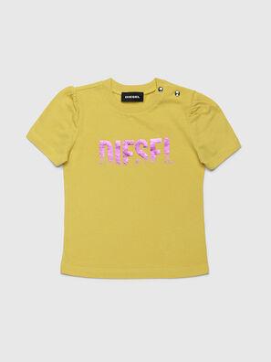 TRALLYB, Jaune - T-shirts et Hauts