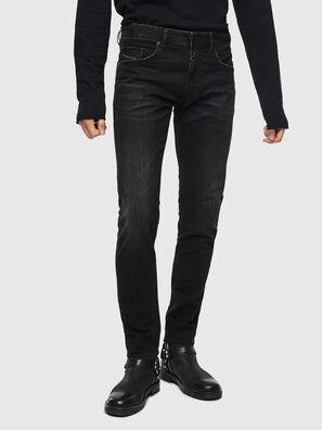 Thommer 069BG, Noir/Gris foncé - Jeans