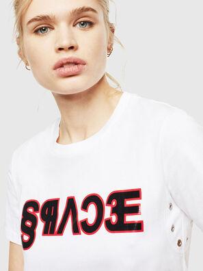 T-SILY-WO, Blanc - T-Shirts