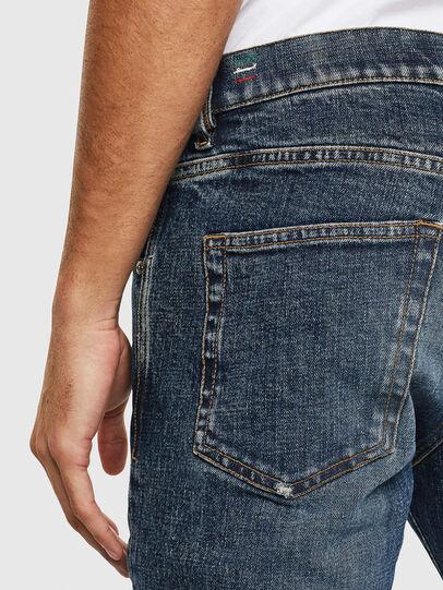 Diesel - D-Strukt 009AR, Bleu moyen - Jeans - Image 4