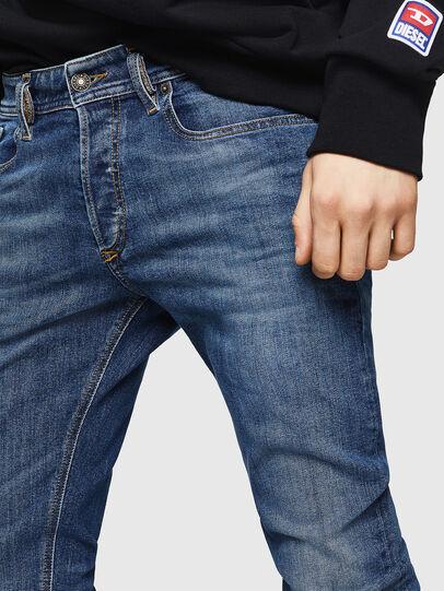 Diesel - Sleenker 069FZ, Bleu moyen - Jeans - Image 3