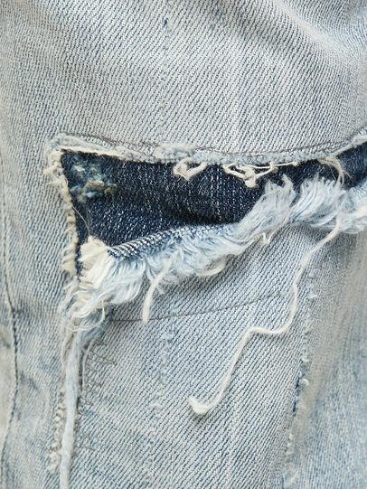 Diesel - D-Joy 009JR, Bleu Clair - Jeans - Image 3