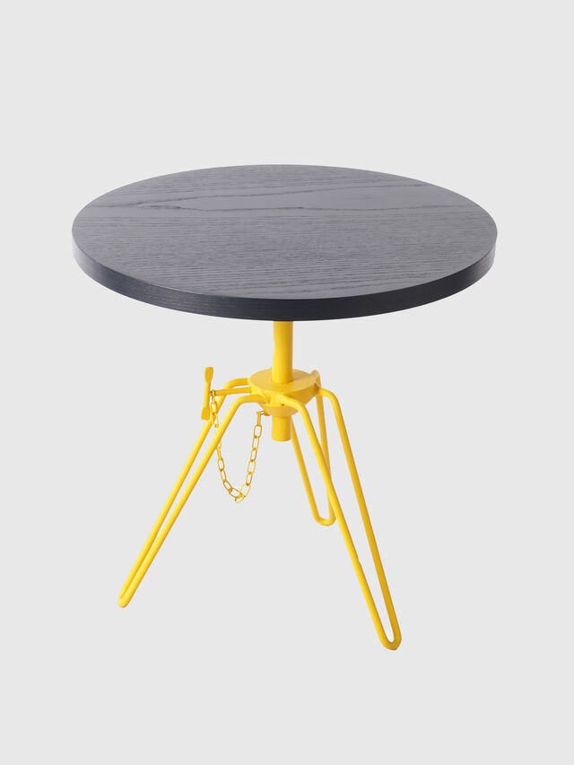 Diesel - DL0F04 OVERDYED, Jaune - Bas Tables - Image 1