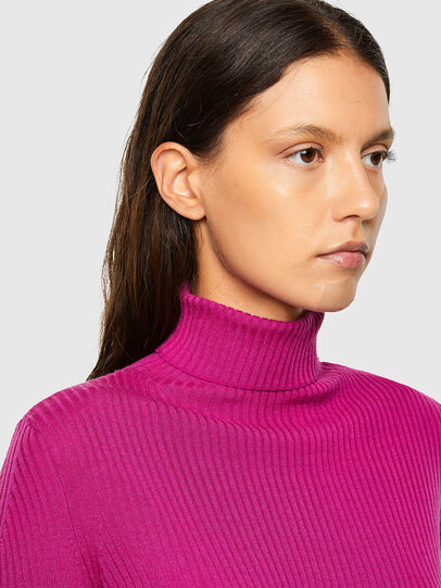 Diesel - M-KIMBERLY, Fuchsia - Pull Maille - Image 5