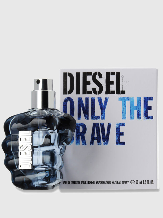 Diesel - ONLY THE BRAVE 50ML, Bleu Clair - Only The Brave - Image 1