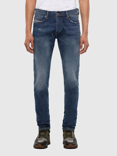 Diesel - Tepphar 009IX, Bleu Foncé - Jeans - Image 1