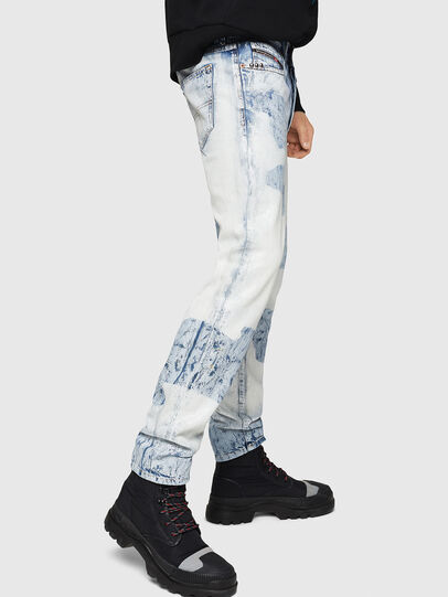 Diesel - Mharky 0890P, Bleu Clair - Jeans - Image 6