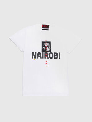 LCP-T-DIEGO-NAIROBI, Blanc - T-Shirts
