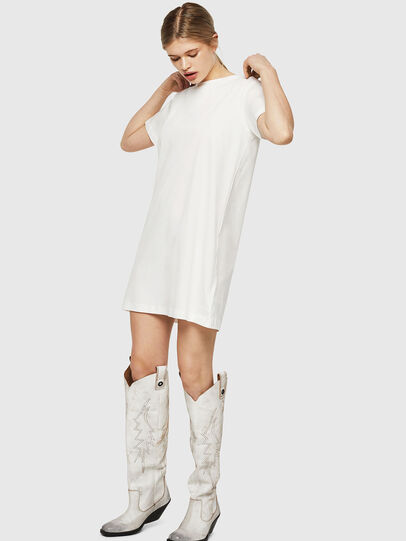 Diesel - D-YLY, Blanc - Robes - Image 5