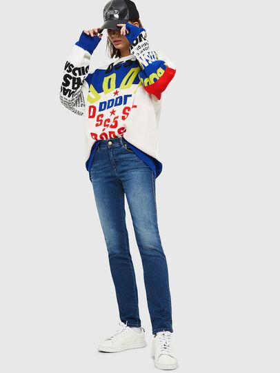 Diesel - Sandy 086AL, Bleu moyen - Jeans - Image 4