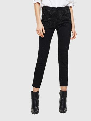 Babhila 0093R, Noir/Gris foncé - Jeans