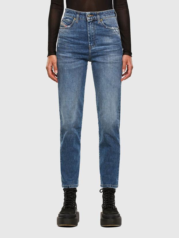 D-Eiselle 009CZ, Bleu moyen - Jeans